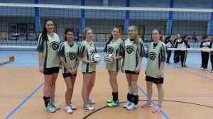 Volleyballmanschaft